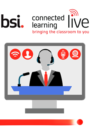 bsi. Connected Learning Live